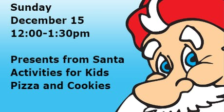 Giant Laundry's Visit with Santa tickets