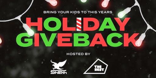 Shiekh x The Nest: Holiday Giveback