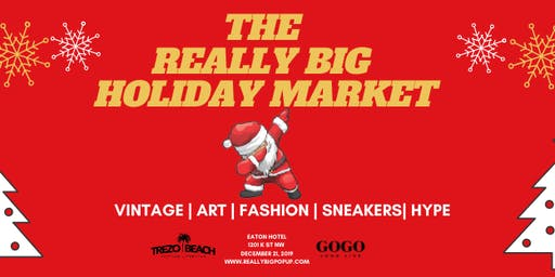 THE REALLY BIG HOLIDAY MARKET