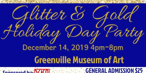 ZPS Glitter and Gold Day Party