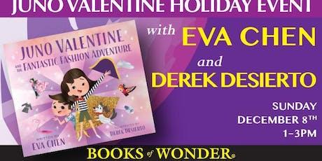 Juno Valentine Holiday Event! tickets