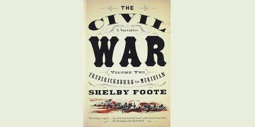 Time Travellers Book Club: The Civil War