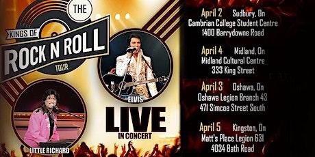 Kings of Rock n Roll tickets
