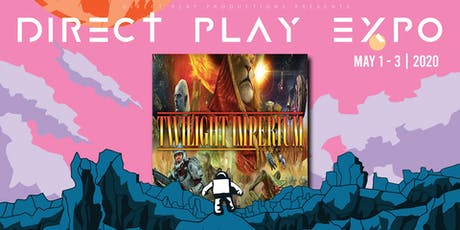 Twilight Imperium Tournament @ Direct-Play Expo 2020 tickets