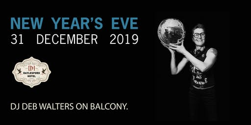New Years Eve at the Daylesford Hotel