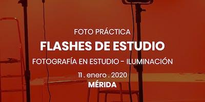Foto Práctica | Flashes de estudio - DXS Mérida