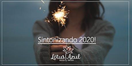Sintonizando 2020 ingressos
