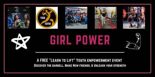 Girl Power - A Youth Powerlifting Event
