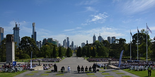 Melbourne Legacy's 89th Annual ANZAC Commemoration