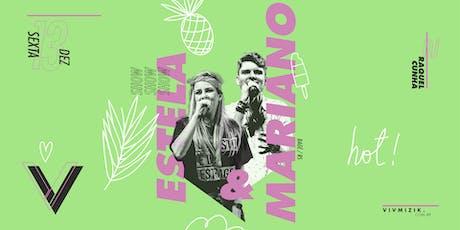 VIV Mizik - Show Estela & Mariano ingressos