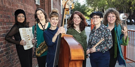 Klezmer Brunch Co-bill w/ Isle of Klezbos + MetroKlezmer tickets