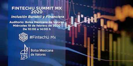 FintechU Summit MX 2020 boletos