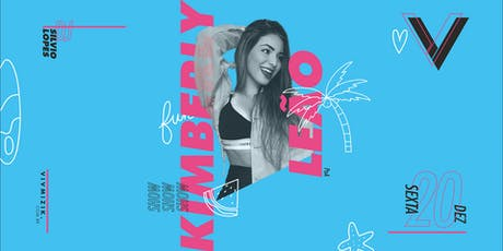 VIV Mizik - Show Inédito Kimberly Leão ingressos