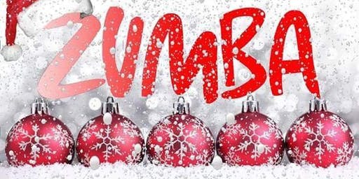 A Merry Zumba Christmas Party