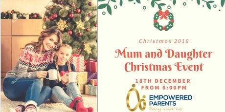 Mum and Daughter Christmas Party tickets