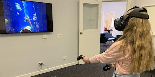 School Holiday Virtual Reality - Free Choice