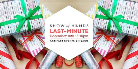 SHOW of HANDS Last-Minute! tickets