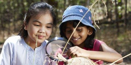 Junior Rangers Flora Explorer - Morwell National Park tickets