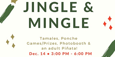 Latinx Young Professionals of Memphis: Jingle & Mingle tickets