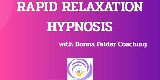 Rapid Relaxation Group Hypnosis