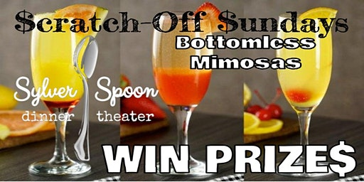 $cratch-Off $undays at Sylver Spoon, with Bottomless Mimosas for $10