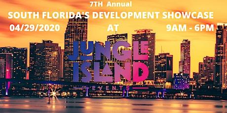 The 7th Annual SOUTH FLORIDA'S DEVELOPMENT SHOWCASE tickets