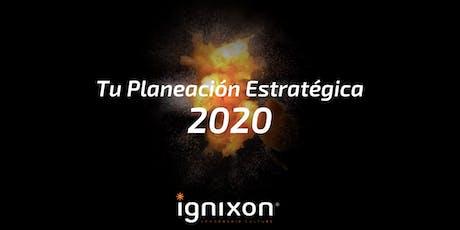 Tu Planeación Estratégica 2020 (Diciembre 16, 2019) boletos