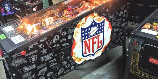 Kidforce NFL Pinball