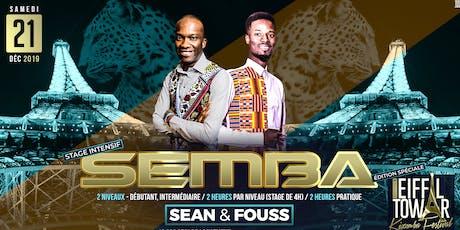 Culture afro / stage de danse  intensif/ SEMBA billets