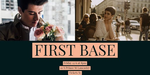 First Friday Night Shows: First Base!