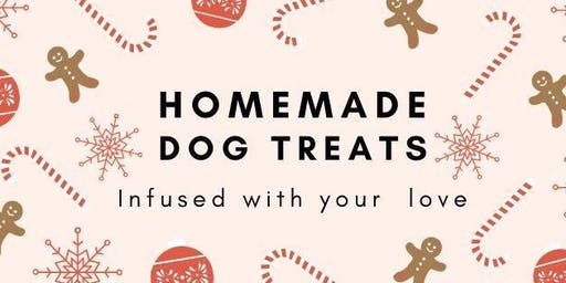Make & Take 24 Homemade Healthy Treats for Your Pups Xmas Gift