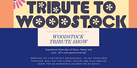Woodstock Tribute tickets