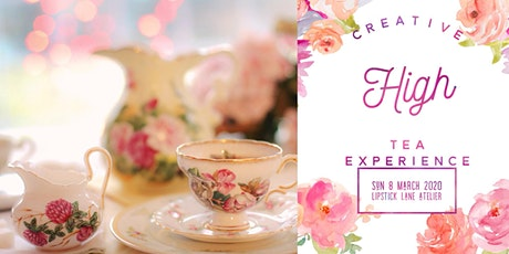 Creative High Tea Experience tickets
