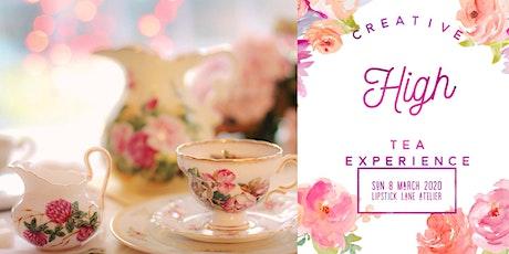 Creative High Tea Experience tickets