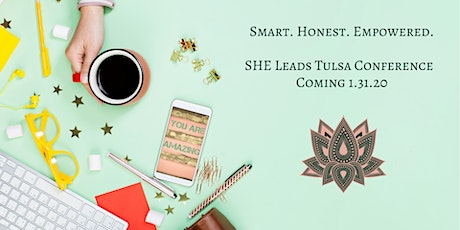 SHE Leads Tulsa Women's Conference tickets
