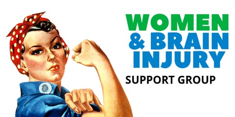Women and Brain Injury Support Group - Jan 23, 2019 tickets