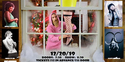 Naughty or Nice? Burlesque (and more) Show