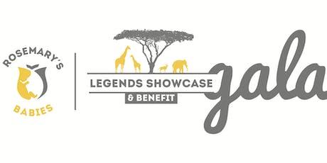 """Legends Showcase """"A Sneaker Gala"""" tickets"""
