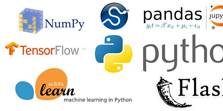 $200!! Machine Learning, Artificial Intelligence and Deep Learning training tickets