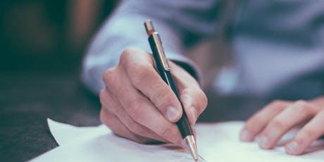 Narrandera - Developing a Business Plan tickets