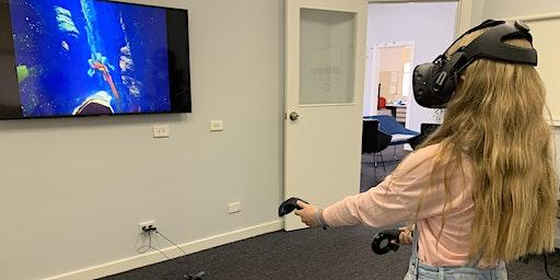 School Holiday Virtual Reality - Superheroes, Job Simulator or Free Choice