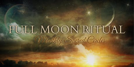 Gemini Full Moon Ritual ~ Sacred Circle tickets