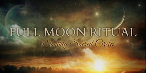 Gemini Full Moon Ritual ~ Sacred Circle