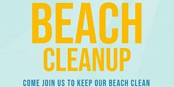 Pacific Beach Cleanup