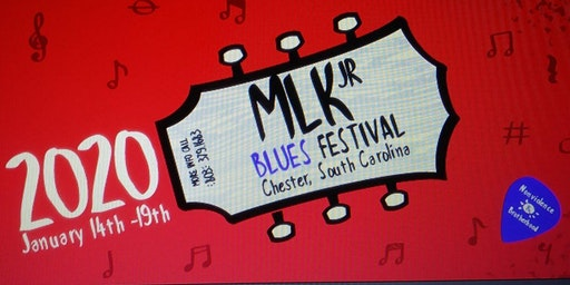 MLK Jr. BLUES Festival