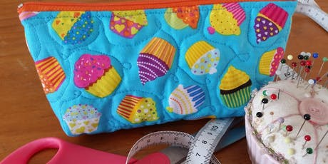 School Holiday Sewing tickets