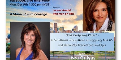 A Moment with Courage - an Interview with Lisza Guyas