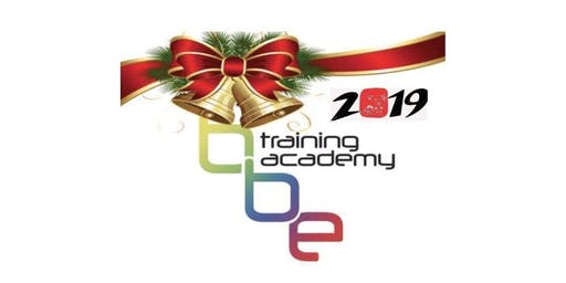 Black Belt Traning Academy 2019 Xmas Dinner