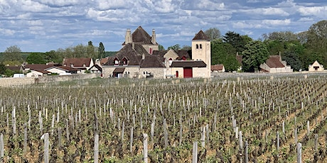 Wines of Burgundy tickets