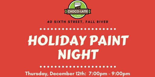 Holiday Paint Night